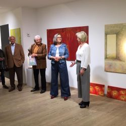 Vernissage Levantehaus 23 04 2019 23